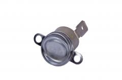 Czujnik ciągu w podgrzewaczach Braun odcina dopływ gazu w przypadku braku ciągu kominowego.