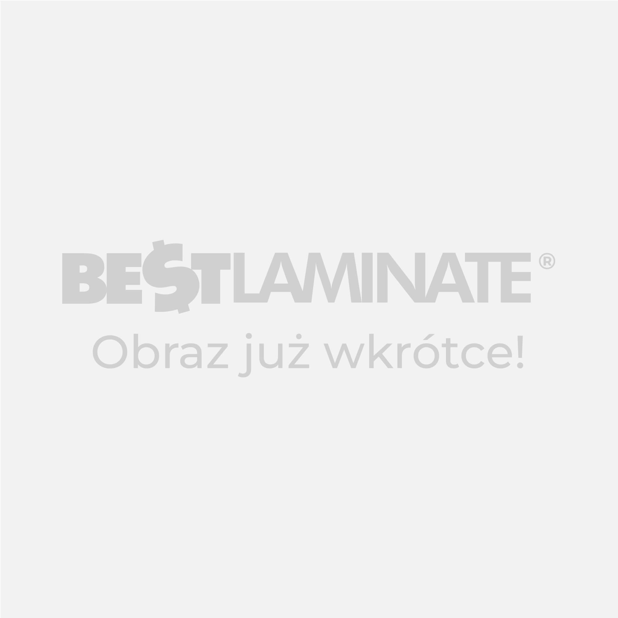 Ćwierćwałek listwa przypodłogowa przyścienna PCV - Bestlaminate Livanti - Dąb Grafitowy